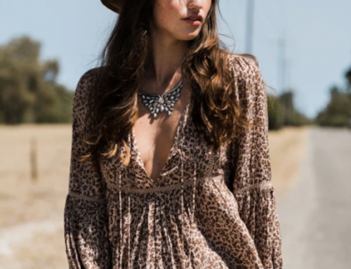 Step into a Wild Boho Spring with House of Skye